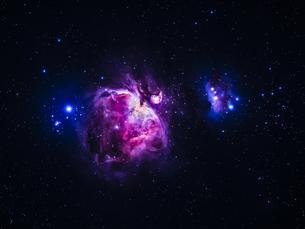 オリオン大星雲の写真素材 [FYI04951419]