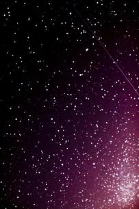 星空の写真素材 [FYI04951429]