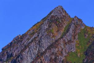 秋の石鎚山の写真素材 [FYI04951942]