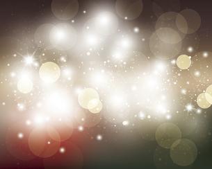 輝きとぼかしのグラデーション背景のイラスト素材 [FYI04951987]