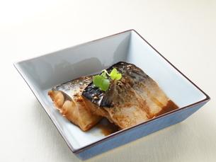 サバの味噌煮の写真素材 [FYI04953025]