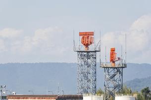 【航空】空港監視レーダー ASRの写真素材 [FYI04953108]