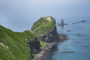 積丹 神威岬風景の写真素材 [FYI04954229]