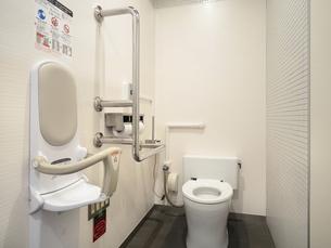 多目的トイレの写真素材 [FYI04954490]