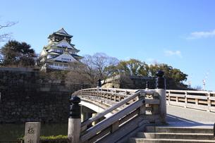 大阪城の写真素材 [FYI04955690]