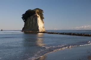 見附島の写真素材 [FYI04955695]