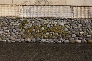 武家屋敷跡、大野庄用水の写真素材 [FYI04955727]