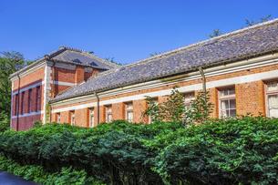 旧第五高等中学校 化学実験場(熊本県熊本市 熊本大学)の写真素材 [FYI04956936]