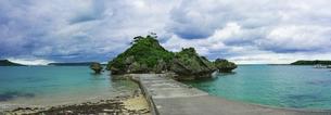 浜比嘉島(沖縄県うるま市)の写真素材 [FYI04957433]