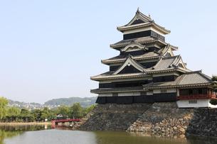 松本城の写真素材 [FYI04958227]