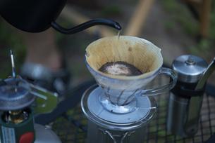 モーニングコーヒーの写真素材 [FYI04959116]