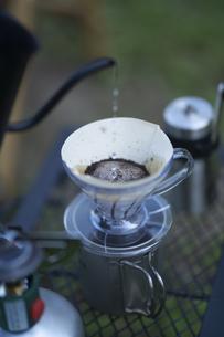 モーニングコーヒーの写真素材 [FYI04959118]