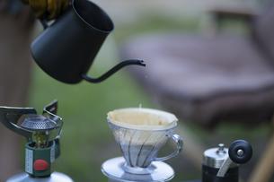 モーニングコーヒーの写真素材 [FYI04959119]