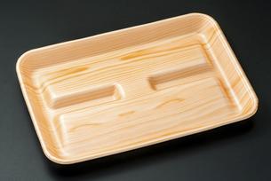 食品トレー容器の写真素材 [FYI04959479]