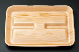 食品トレー容器の写真素材 [FYI04959480]