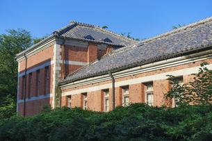 旧第五高等中学校 化学実験場(熊本県熊本市 熊本大学)の写真素材 [FYI04959489]