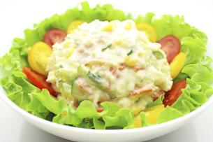 ポテトサラダの写真素材 [FYI04959692]