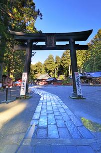 世界文化遺産 日光二荒山神社の写真素材 [FYI04960576]