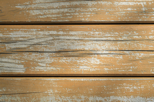 塗装が剥げた木材の背景画像の写真素材 [FYI04962325]